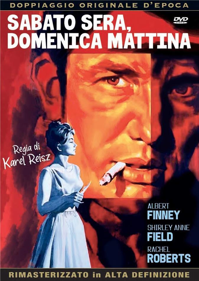 Sabato sera, domenica mattina (1960) (Doppiaggio Originale D'epoca, HD-Remastered, n/b, Riedizione)