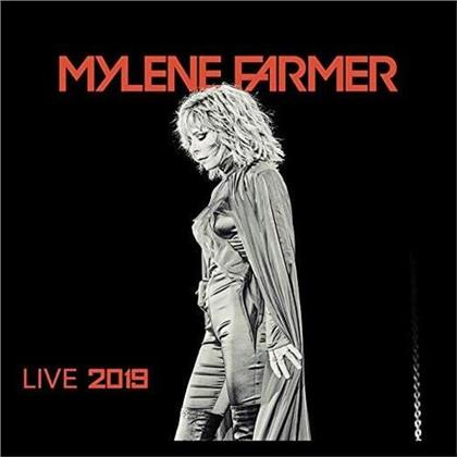 Mylène Farmer - Live 2019 - Le Film (Limited Collector's Edition, 2 DVDs + Blu-ray)