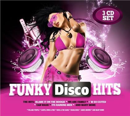 Funky Disco Hits (3 CDs)
