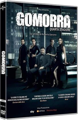 Gomorra - Stagione 4 (4 DVDs)