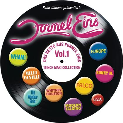 Das Beste aus Formel 1 Vol.1 (2 CDs)