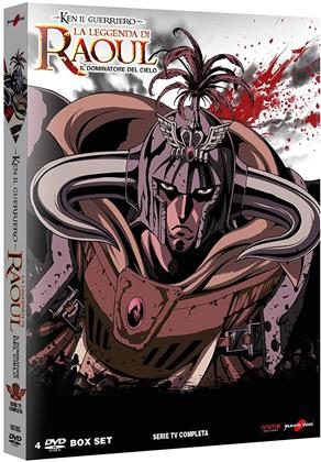 Ken - La leggenda di Raoul - Il dominatore del cielo (2008) (Neuauflage, 4 DVDs)