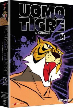 Uomo Tigre - Il campione - Vol. 3 (Riedizione, 7 DVD)