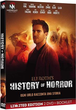 Eli Roth's History of Horror (2018) (Limited Edition, 2 DVDs)