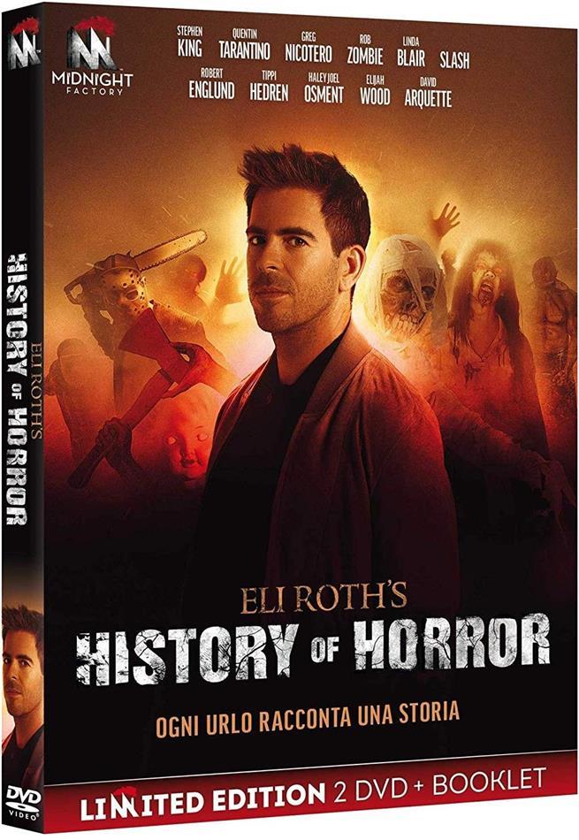 Eli Roth's History of Horror (2018) (Edizione Limitata, 2 DVD)