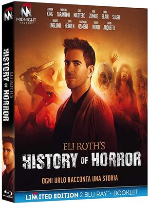 Eli Roth's History of Horror (2018) (Edizione Limitata, 2 Blu-ray)