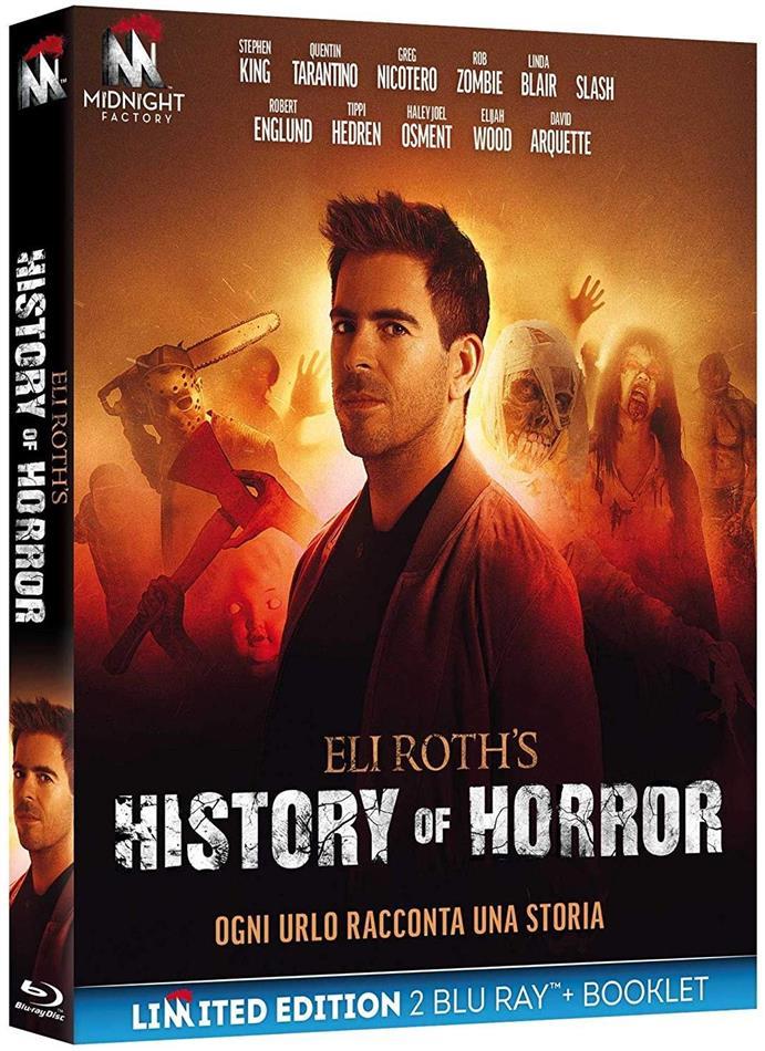 Eli Roth's History of Horror (2018) (Edizione Limitata, 2 Blu-ray)
