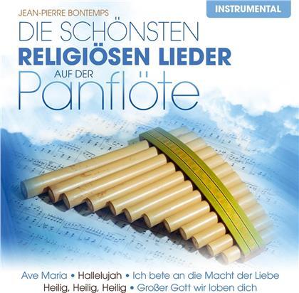 Jean-Pierre Bontemps - Die schönsten religiösen Lieder a.d.Panflöte