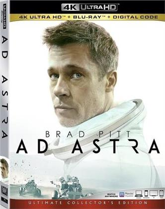 Ad Astra (2019) (Ultimate Collector's Edition, 4K Ultra HD + Blu-ray)