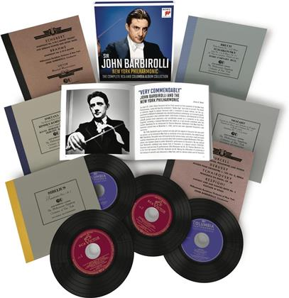Sir John Barbirolli - Complete RCA and Columbia Album Collection (6 CDs)