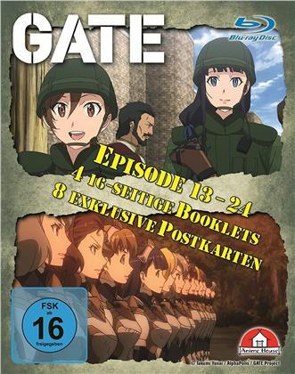 Gate - Staffel 2 (Gesamtausgabe, 4 Blu-rays)
