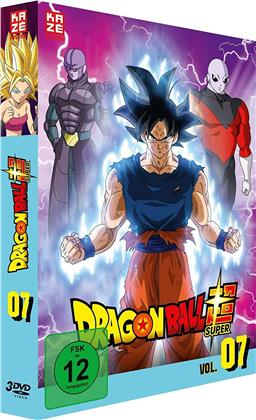 Dragon Ball Super - Vol. 7: Arc 5 - Universum-Turnier 2/2 (3 DVDs)