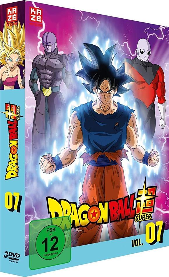 Dragon Ball Super - Vol. 7: Arc 5 - Universum-Turnier (3 DVDs)