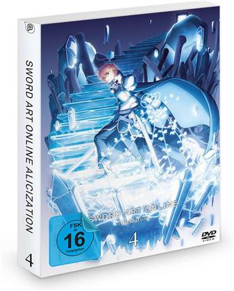 Sword Art Online - Alicization - Staffel 3 - Vol. 4 (2 DVDs)