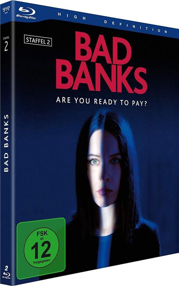 Bad Banks - Staffel 2 (2 Blu-rays)