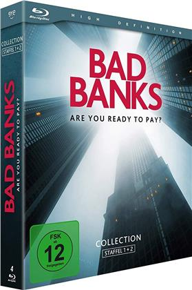 Bad Banks - Staffel 1 & 2 (4 Blu-rays)