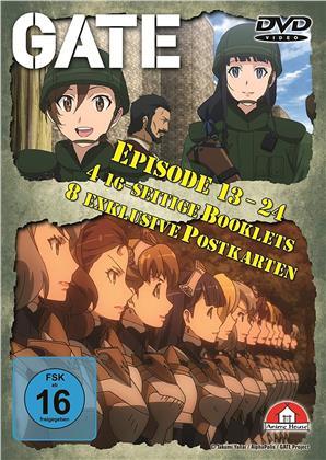 Gate - Staffel 2 (Gesamtausgabe, 4 DVDs)