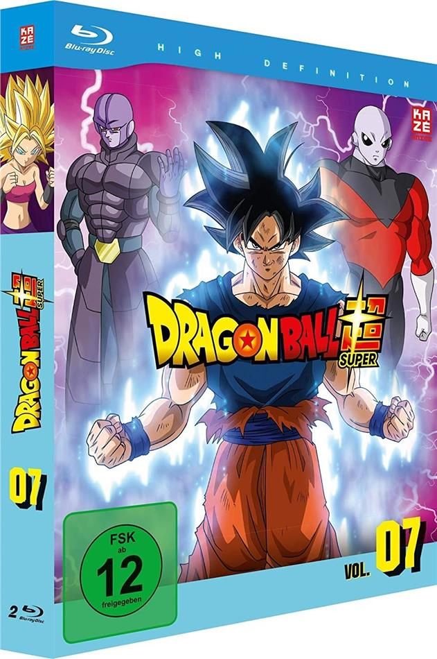 Dragon Ball Super - Vol. 7: Arc 5 - Universum-Turnier (2 Blu-rays)