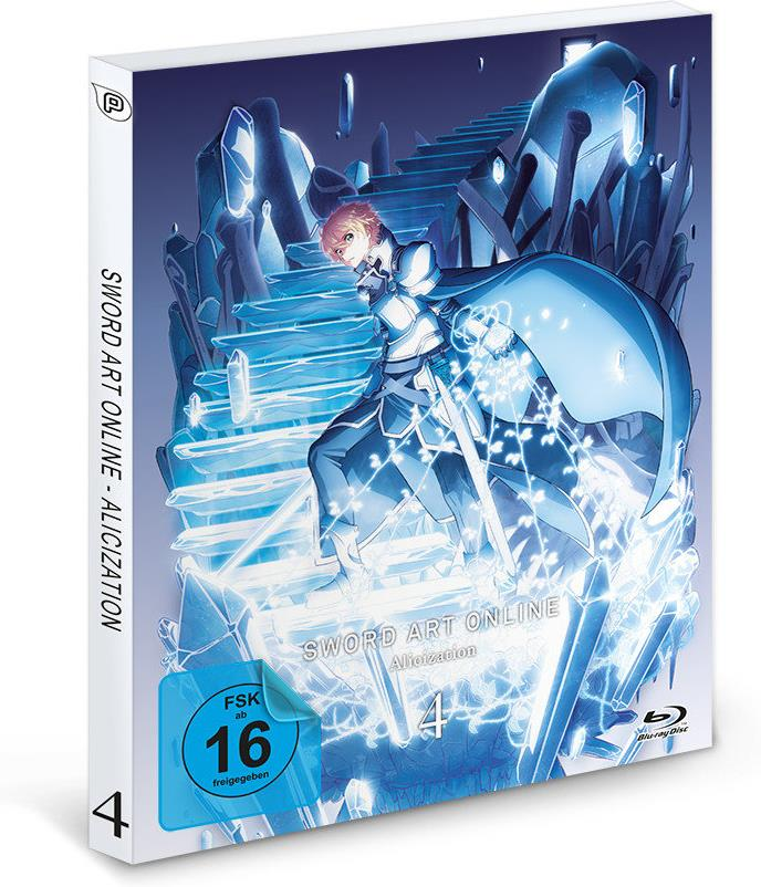 Sword Art Online - Alicization - Staffel 3 - Vol. 4