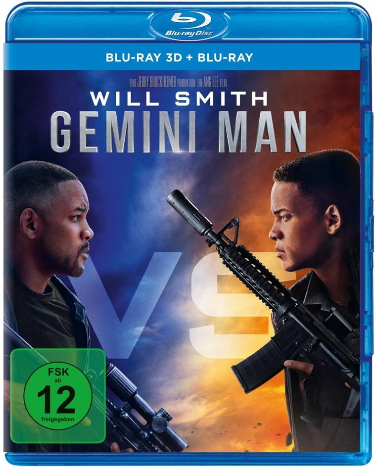 Gemini Man (2019) (Blu-ray 3D + Blu-ray)
