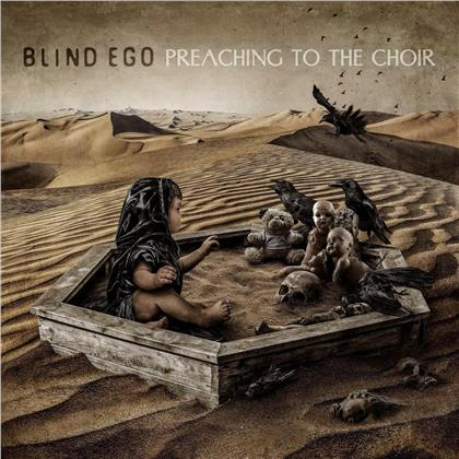 Blind Ego - Preaching To The Choir (Limited, Colored, LP)