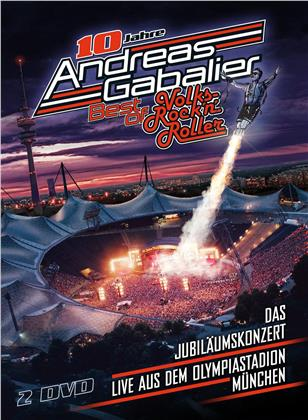 Andreas Gabalier - Best Of Volks-Rock'n'roller - Das Jubiläumskonzert (2 DVDs)
