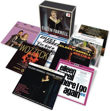 Eileen Farrell - Eileen Farrell - The Complete Columbia Album Collection (16 CDs)