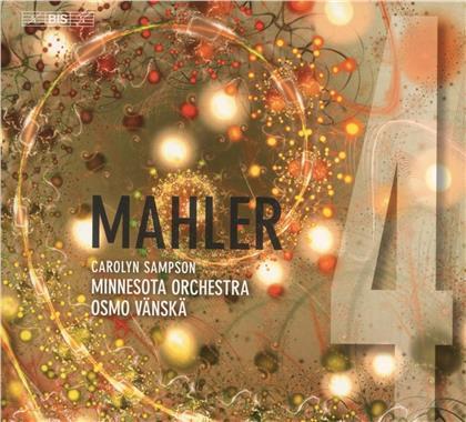 Osmo Vänska, Caroline Sampson, Gustav Mahler (1860-1911) & Minnesota Orchestra - Symphony No. 4 (SACD)
