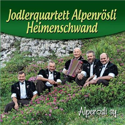 Jodlerquartett Alpenrösli Heimenschwand - Alperösli sy