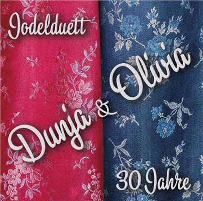Jodelduett Dunja & Olivia - 30 Jahre