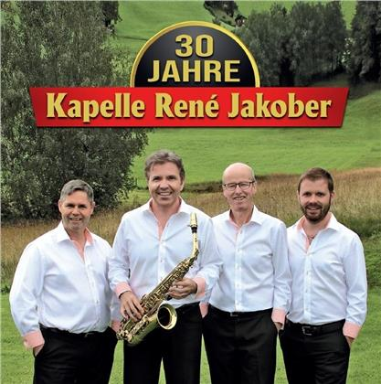 Kapelle Jakober René - 30 Jahre