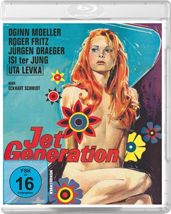 Jet Generation (1968) (Edition Deutsche Vita, Limited Edition)