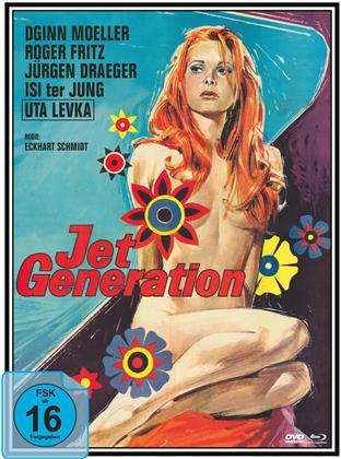 Jet Generation (1968) (Edition Deutsche Vita, Cover A, Limited Edition, Blu-ray + DVD)