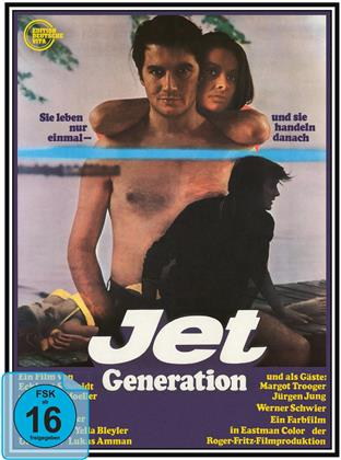 Jet Generation (1968) (Edition Deutsche Vita, Cover B, Limited Edition, Blu-ray + DVD)