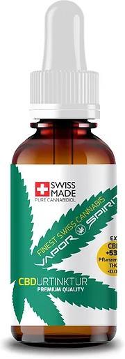 Urtinktur CBD Öl - 10ml