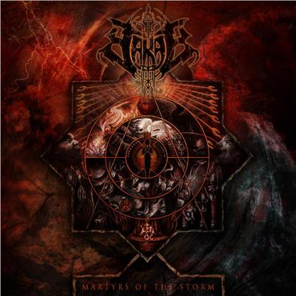 Scarab - Martyrs of the Storm (LP)