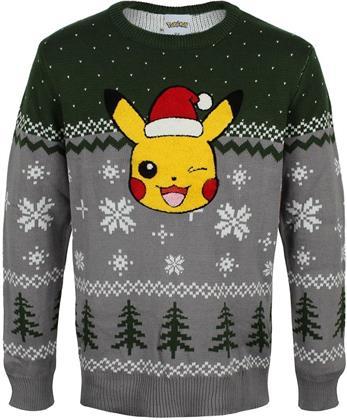 Pokémon - Pikachu Application - Christmas Jumpsuit