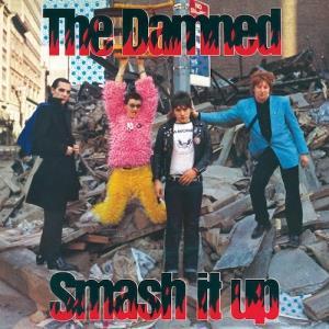 "The Damned - Smash It Up (7"" Single)"