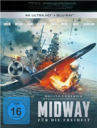 Midway (2019) (4K Ultra HD + Blu-ray)