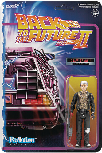 Back To The Future Wave 1 - Griff Tannen