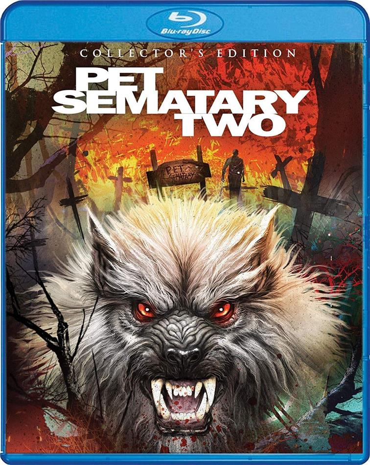 Pet Sematary 2 (1992) (Collector's Edition)