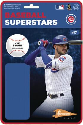 Mlb Modern Reaction Wave 2 - Kris Bryant (Cubs)