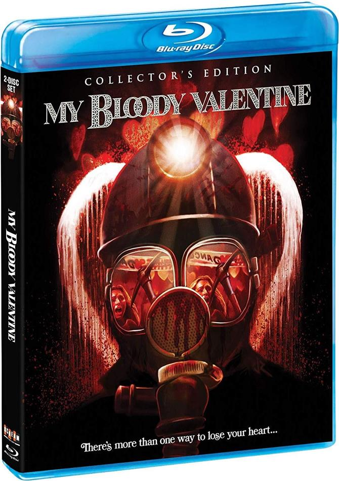 My Bloody Valentine (1981) (Collector's Edition, 2 Blu-rays)