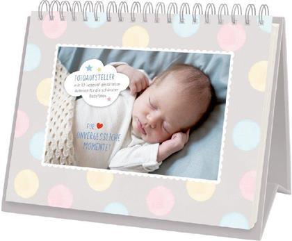 Tischkalender - BabyGlück - Für unvergessliche Momente