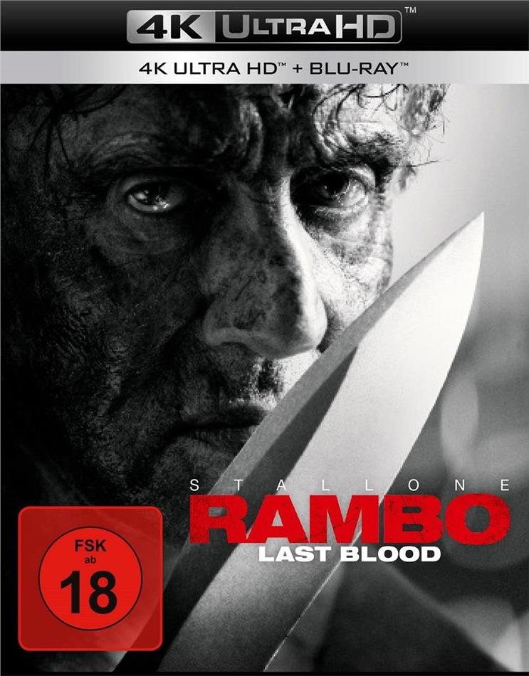 Rambo 5 - Last Blood (2019) (4K Ultra HD + Blu-ray)