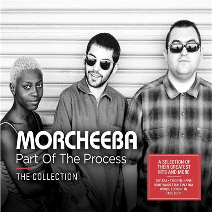 Morcheeba - Parts Of The Process - The Collection (2019 Reissue, BMG Rights, 2 CDs)