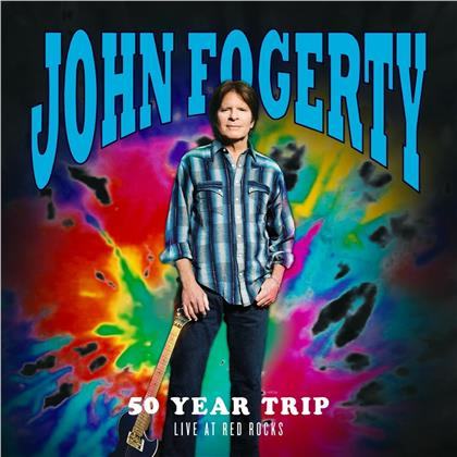 John Fogerty - 50 Year Trip: Live At Red Rocks (2 LPs)