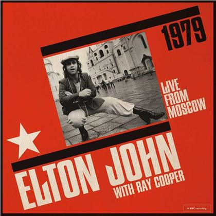 Elton John & Ray Cooper - Live From Moscow (2 CDs)