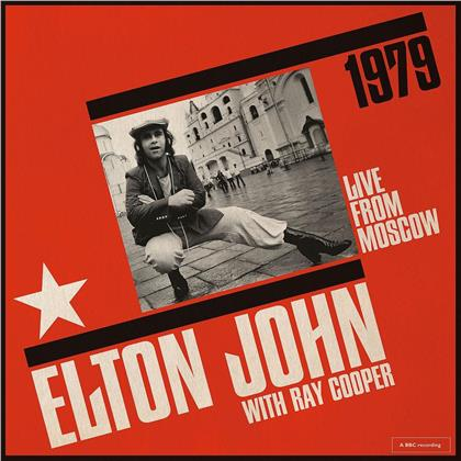 Elton John & Ray Cooper - Live From Moscow (2 LPs)