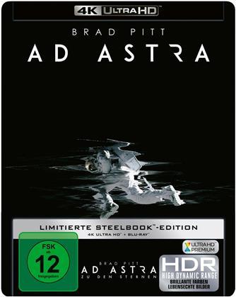Ad Astra - Zu den Sternen (2019) (Limited Edition, Steelbook, 4K Ultra HD + Blu-ray)